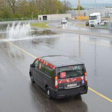 TCS Fahrsicherheitstraining